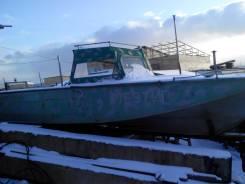 Казанка-2М. длина 5,00м., двигатель подвесной, бензин