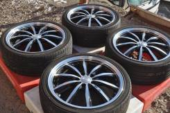 Manaray Sport Smart. 7.0x18, 5x114.30, ET53