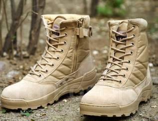 Ботинки тактические. 43, 44