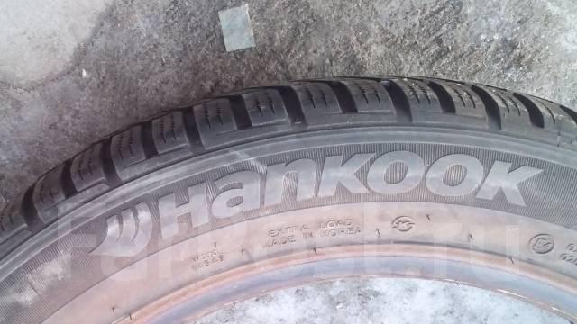 Hankook Winter i*cept Evo2 W320. Зимние, без шипов, износ: 30%, 1 шт