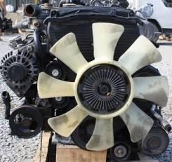 Двигатель. Kia Bongo