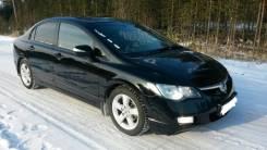 Honda Civic. механика, передний, 1.8 (140 л.с.), бензин, 124 000 тыс. км