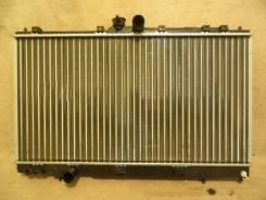 Радиатор двс пластинчатый мкпп MITSUBISHI LANCER 00-07 (MR968856 / MC0001-CS-MT / SAT)