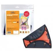 Детское удерживающие устройство универсальное (черный/оранжевый) AC-HD-01