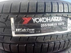 Yokohama W.Drive V902B. Зимние, без шипов, 2012 год, без износа, 4 шт