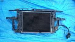 Радиатор охлаждения двигателя. Volkswagen Passat, 3B3, 3B6, 3B