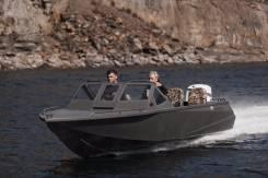 Продам алюминиевые лодки Самурай новые (производство Владивосток). Год: 2015 год, длина 5,95м., двигатель подвесной, 175,00л.с., бензин. Под заказ