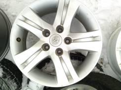 Daihatsu. 6.0x16, 5x114.30, ET50, ЦО 67,1мм.