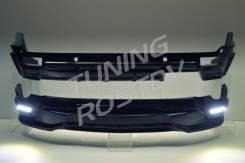 Обвес кузова аэродинамический. Toyota Land Cruiser Prado, GDJ150L, GRJ151, GDJ150W, GRJ150, GRJ150L, GDJ151W, KDJ150L, GRJ150W, GRJ151W