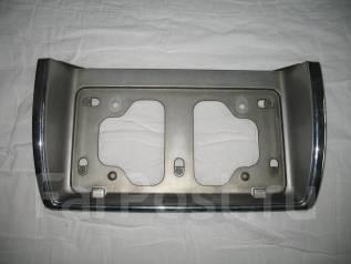 Рамка для крепления номера. Toyota Hiace, KZH100G, KZH106G Двигатель 1KZTE