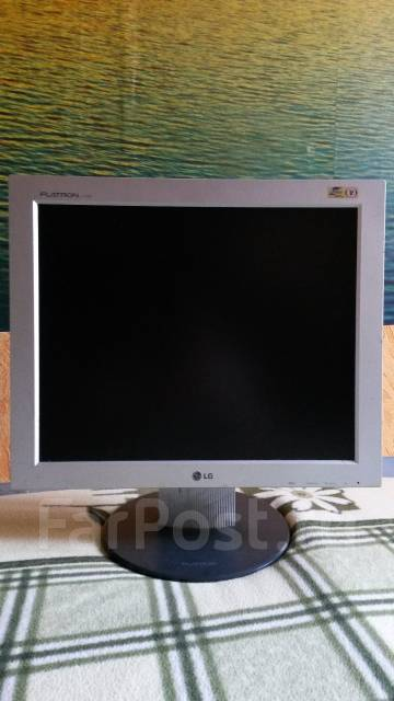 LG Flatron L1730S. 17дюймов (43см)