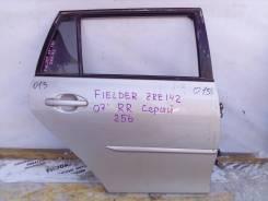 Дверь боковая. Toyota Corolla Fielder, ZRE142