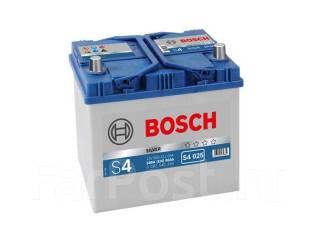 Bosch. 60А.ч., Прямая (правое), производство Европа