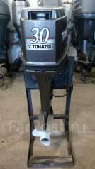 Tohatsu. 30,00л.с., 2х тактный, бензин, нога S (381 мм), Год: 2005 год