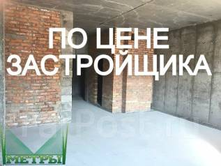1-комнатная, улица Калинина 13 стр. 3. Чуркин, агентство, 44 кв.м.