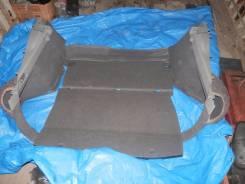 Обшивка багажника. Toyota Prius, NHW20