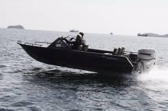 Продам алюминиевые лодки Самурай новые (производство Владивосток). Год: 2016 год, длина 5,95м., двигатель подвесной, 175,00л.с., бензин. Под заказ