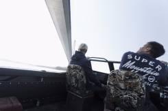 Продам алюминиевые лодки Самурай новые (производство Владивосток). Год: 2016 год, длина 5 950,00м., двигатель подвесной, 175,00л.с., бензин. Под зак...