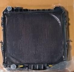 Радиатор охлаждения двигателя. Toyota Hilux Surf Toyota 4Runner Toyota Hilux