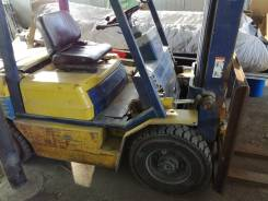 Komatsu FD. Продам вилочный погрузчик -25, 2 550 куб. см., 2 500 кг.