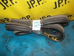 Уплотнитель двери багажника. Nissan Bluebird, EU14, HU14, SU14, HNU14, QU14
