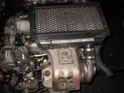 Двигатель в сборе. Toyota Caldina, ST215G, ST215 Двигатель 3SGTE