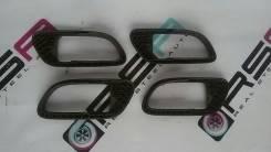 Накладка на ручки дверей. Subaru Forester, SG5, SG9L, SG9
