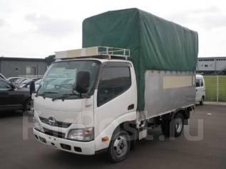 Hino Dutro. Hino Dutoro тентованный фургон грузовик, 4 000 куб. см., 2 000 кг. Под заказ