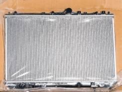Радиатор охлаждения двигателя. Volvo V40 Volvo S40