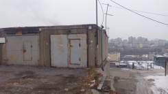 Гаражи капитальные. улица Борисенко 104, р-н Тихая, 30 кв.м., электричество. Вид снаружи