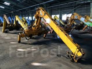 Kato. Crane KS333 кран манипулятор КМУ, 3 000 куб. см., 3 000 кг., 8 м. Под заказ