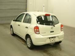 Nissan March. автомат, передний, 1.2 (79 л.с.), бензин, 105 тыс. км, б/п. Под заказ