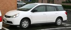 Стекло лобовое. Nissan AD Nissan Wingroad, Y12