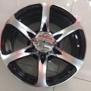 Storm Wheels. 7.0x7, 6x139.70, ET0, ЦО 73,1мм.