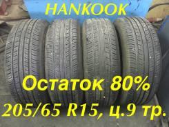 Hankook Optimo ME02 K424. Летние, 2014 год, износ: 20%, 4 шт