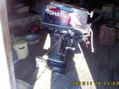 Tohatsu. 30,00л.с., 2х тактный, бензин, нога S (381 мм), Год: 2006 год