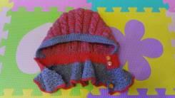 Шапки-шлемы. Рост: 74-80, 80-86 см