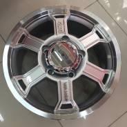 Storm Wheels. 8.0x17, 5x150.00, ET60, ЦО 110,1мм.