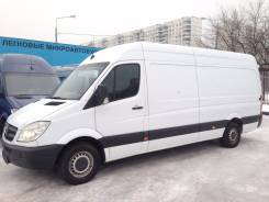 "Mercedes-Benz Sprinter 313 CDI. 2011 г. Категория ""В"" в Москве, 2 200 куб. см., 2 000 кг."