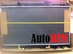 Радиатор охлаждения двигателя. Honda CR-V, LA-RD4, LA-RD5, ABA-RD4, ABA-RD5 Honda Element