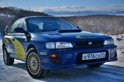 Subaru Impreza. Птс с кузовом impreza GC ( седан )