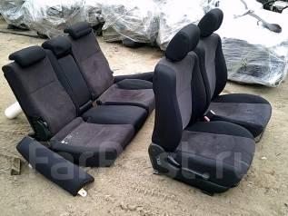 Сиденье. Toyota Caldina, AZT246, AZT246W
