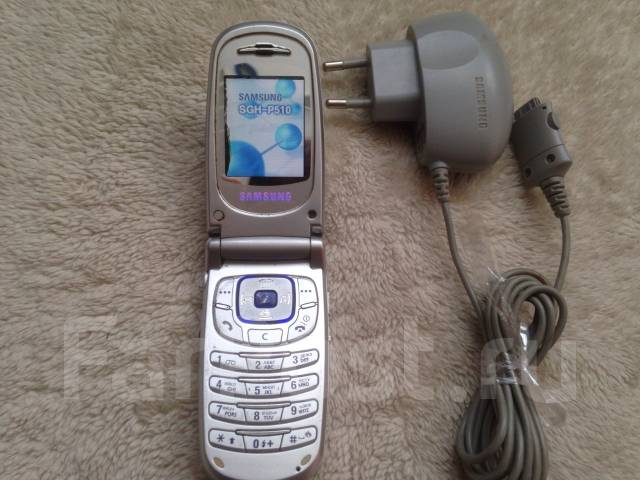 Samsung SGH-P510. Б/у