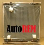 Радиатор охлаждения двигателя. Kia Sorento Двигатель D4CB A ENG