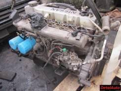 Двигатель. Nissan Safari, VRGY60, VRY60 Двигатель TD42