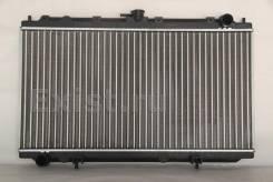 Радиатор охлаждения двигателя. Nissan Primera, P11 Двигатели: GA16DE, SR20DE