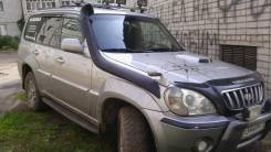 Шноркель. Hyundai Terracan. Под заказ