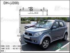 Радиатор двигателя Daihatsu BE-GO 2006- (J200)/T0 (K3, 3SZ) (PA) 3SZVE