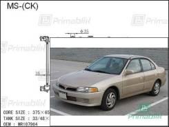 Радиатор двигателя Mitsubishi MIRAGE 1995- (CJ, CK, CL, CM) (4G13-15, 4G92-93, 6A11, 4D68) (PA)