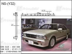 Радиатор двигателя Nissan CEDRIC 1988- (Y31) (VG20-30, RD28) (PA)